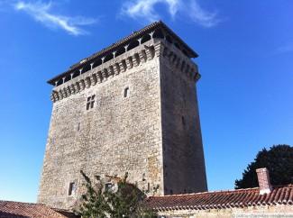 Bazoges Donjon Vendée
