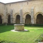 Abbaye Royale Saint-Vincent - Cloisters