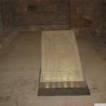 Tombstone of Hugues de Faye - C14 Abbé