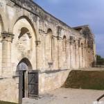 Abbaye Royale Saint-Vincent Nieul sur L'Autise