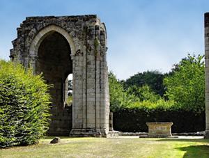 The Abbaye de Notre-Dame de la Grainetière