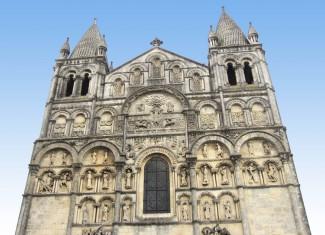 Cathédrale Saint Pierre, Angoulême