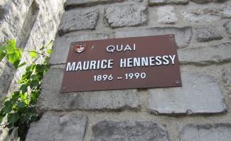 Hennessey Sign Cognac