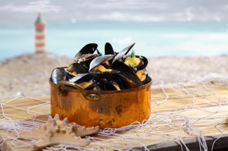 Mussels from L'Aiguillon