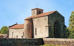 Vieille Église St-Christophe
