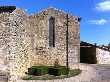 Prieuré de Chassay-Grammont, Vendée