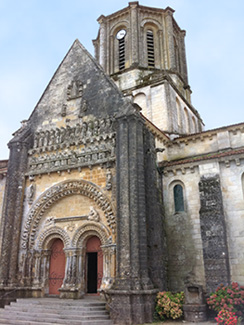 The Church of L'Église Notre Dame