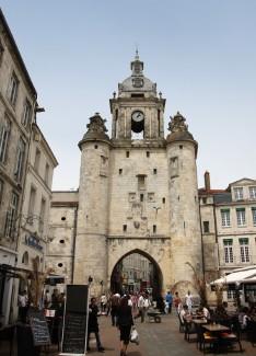 Porte de la Gross Horloge - La Rochelle
