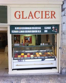 Ice Cream Parlour La Rochelle