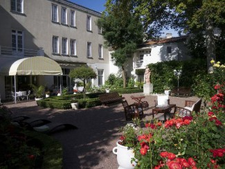 Hotel Accommodation In La Rochelle - Best Western Hotel Champlain