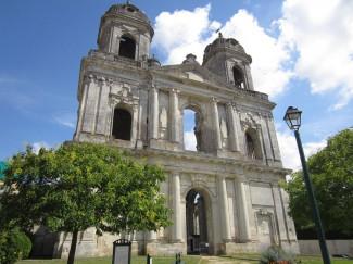 Royal Abbey Church Saint-Jean-d'Angély