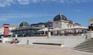 Casino at Châtelaillon plage