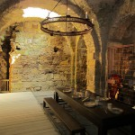 Guard Room at Château de Talmont