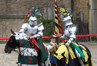 Puy du Fou Knights