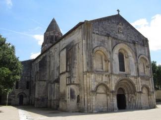 Abbaye aux Dames in Saintes