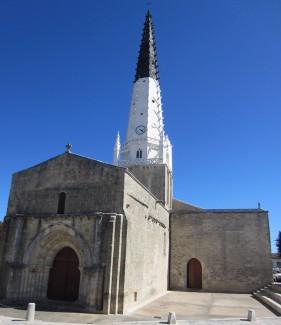 Ars-en-Ré - Church of Saint Etienne