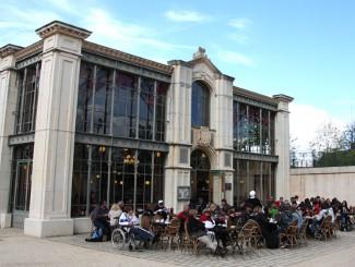 Cafe at Puy du Fou