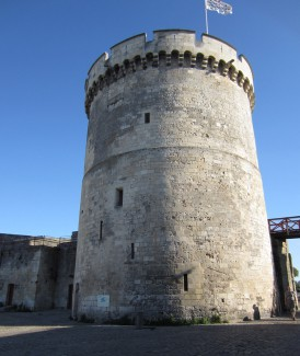 Chain Tower - one of the La Rochelle towers