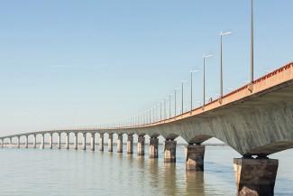 Bridge to Île de Ré
