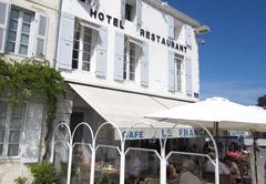 Le Francais Hotel - Île de Ré