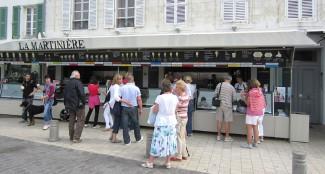 La Martiniere - Île de Ré Ice Cream Parlor