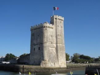 St Nicholas Tower La Rochelle