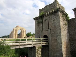 Château de Tiffauges a key Vendée attraction